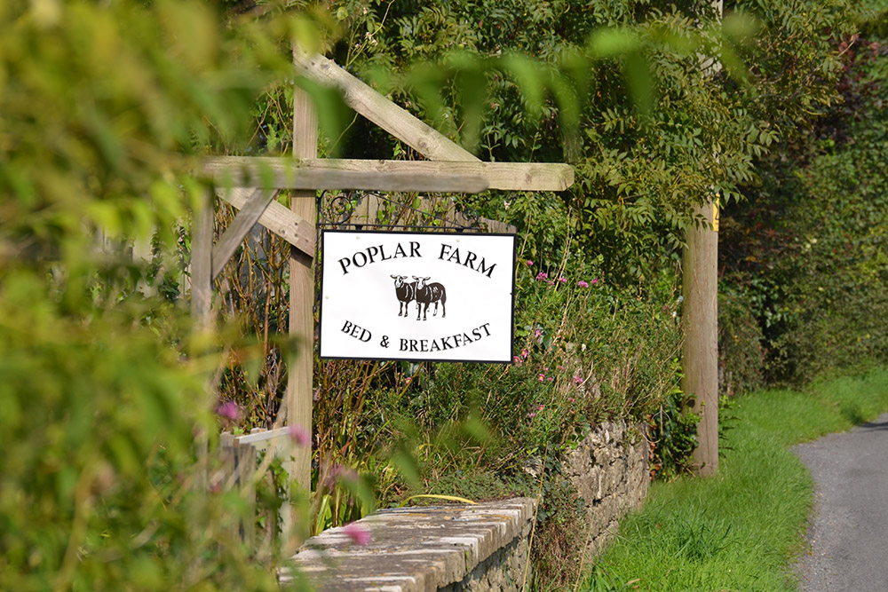 Poplar Farm B&B, Somerset