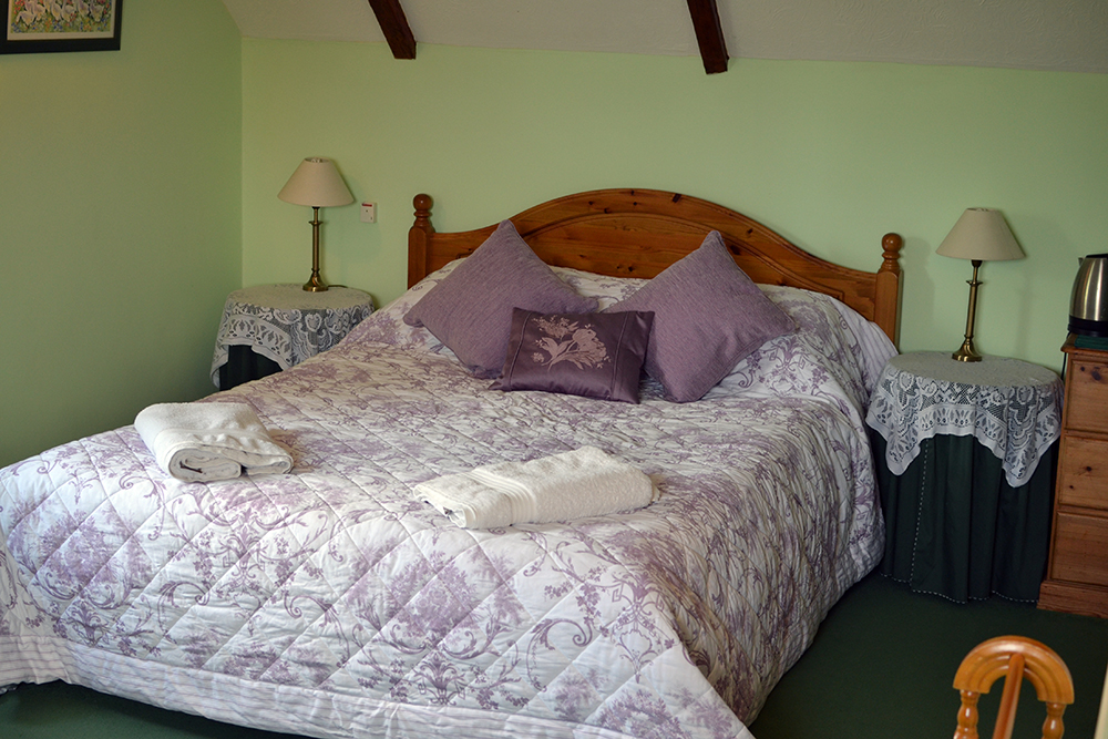 Room 1 - Double bed